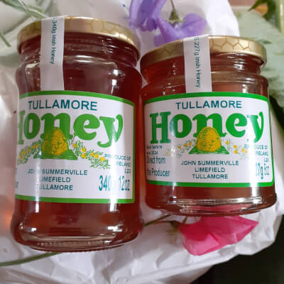 Local Offaly Honey