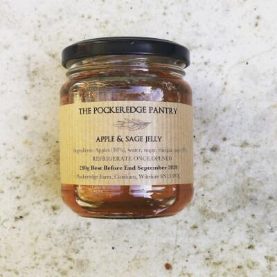 Apple & Sage Jelly