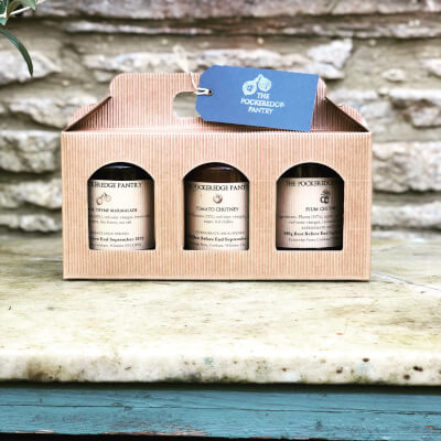 Chutney & Pickle Gift Set