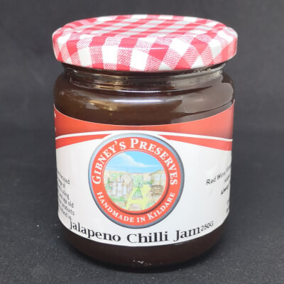 Jalapeño Chilli Jam