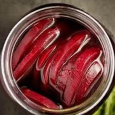 Beetroot Pickle,