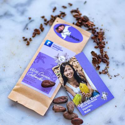 66% Cacao Colombian  - Carmen's Farm
