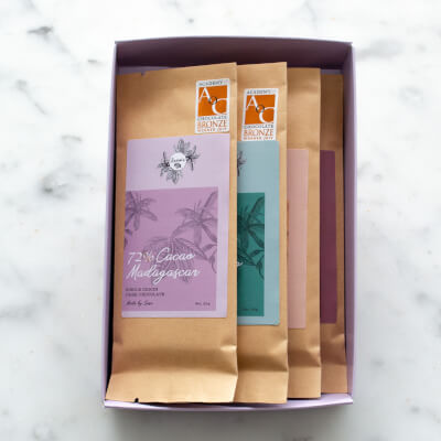 72% Single Origin Bars Bundle