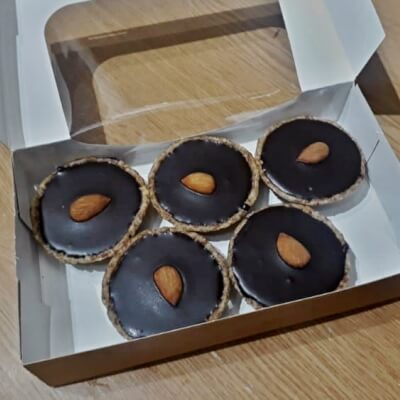 Almond Tartlets - Box Of 5