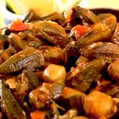Bameyeh - Lebanese