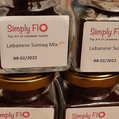 Sumac - Lebanese  Jar