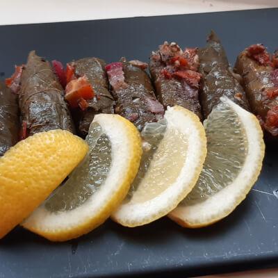 Warak Enab - Lebanese