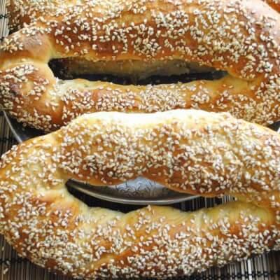 Jerusalem Bagels (Bag Of 5)