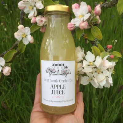 Scottish Apple Juice, Tangy