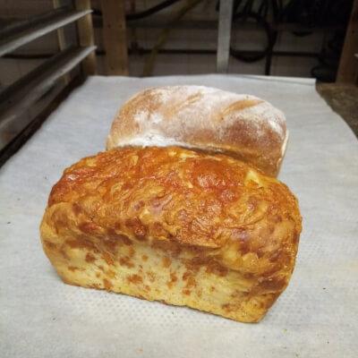 Cheese Bread (Sourdough)