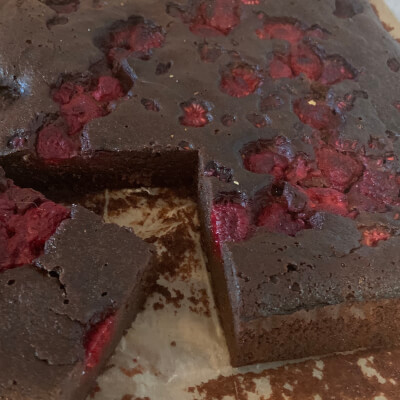 Bakewell, Brownies & Other Tray Bake Slices