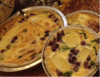 Homemade Quiche - Large