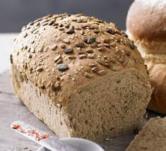 New Seed Topped Wholemeal Sourdough Small Loaf