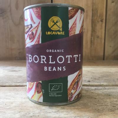 Beans, Borlotti