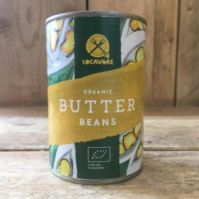 Beans, Butter
