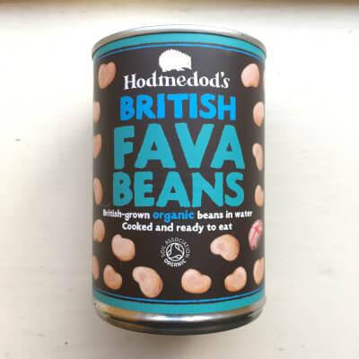 Beans, Fava - Hodemedods