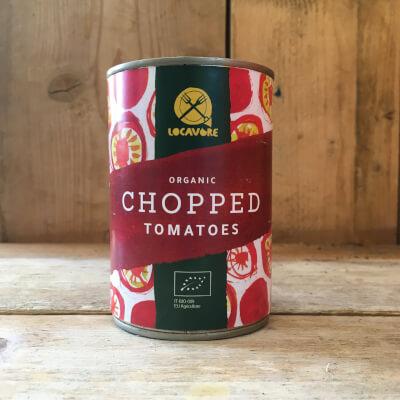 Tomatoes, Chopped