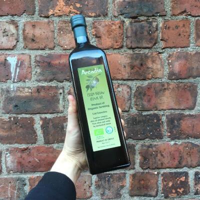 Olive Oil, Extra Virgin - Arcadia