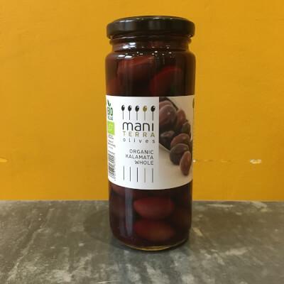 Olives, Kalamata Whole - Mani