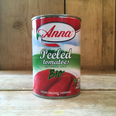 Tomatoes, Peeled