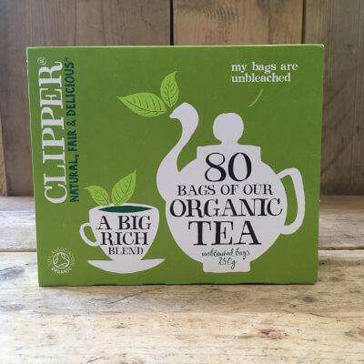 Tea Bags, Everyday - Clipper