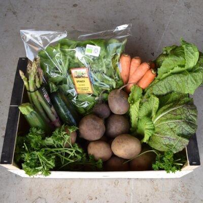Veg Box Large