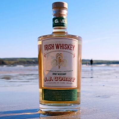 J J Corry's The Gael Whiskey