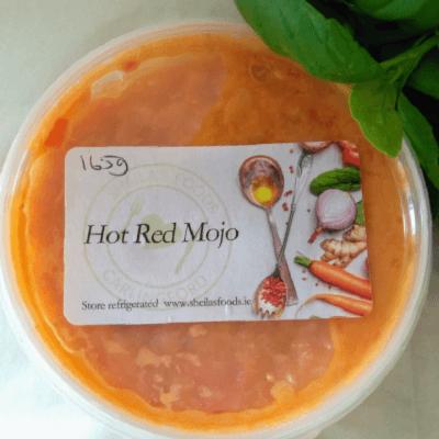 Hot Red Mojo