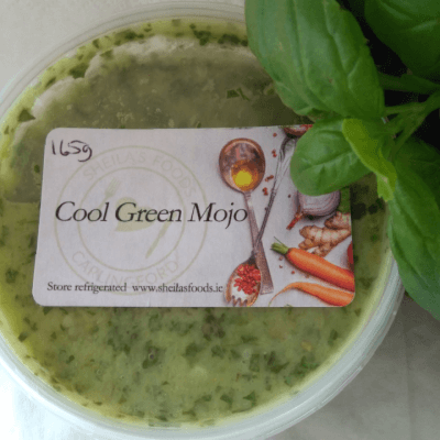 Cool Green Mojo
