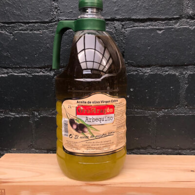 Extra Virgin Oil Arbequino