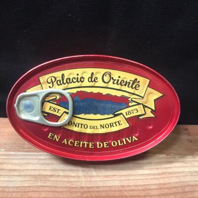 Palacio De Oriente White Tuna In Olive Oil