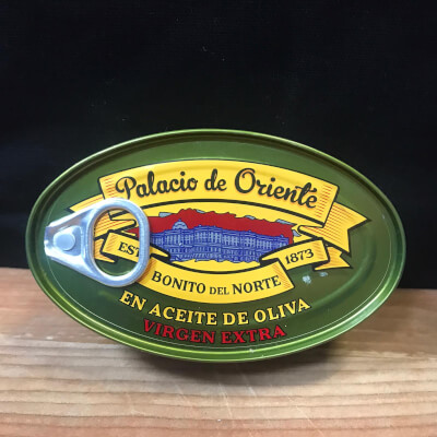 Palacio De Oriente White Tuna In Extra Olive Oil