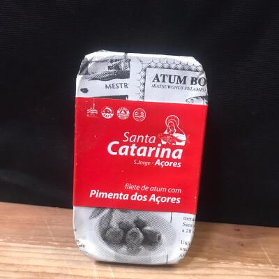 Santa Catarina Tuna Fillets With Azorean Pepper