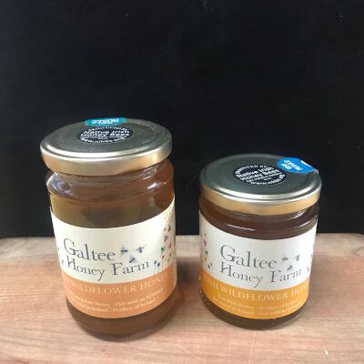 Galtee Irish Wildflower Honey