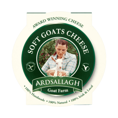Ardsallagh Soft Goats Cheese Tub