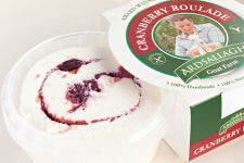 Ardsallagh Cranberry Roulade Tub