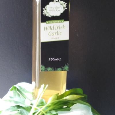 Wild Irish Garlic Vinegar