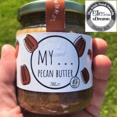 My...Pecan Butter