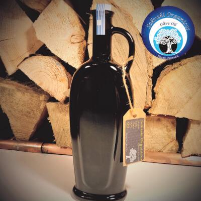 Organic Greek Superior Quality Extra Virgin Olive Oil (500Ml)