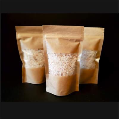 250 Million Years Old Natural Pink Rock Salt