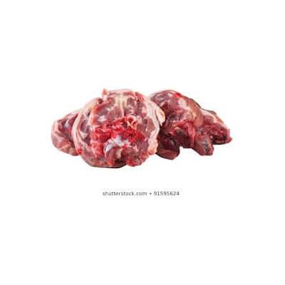 Organic Lamb Neck (Frozen)