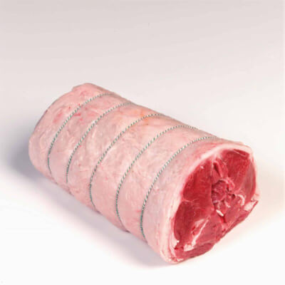 Organic Rolled And Boned Loin Of Lamb (Frozen)
