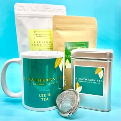 Strathearn Tea Gift Set