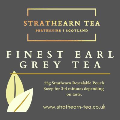 Strathearn Finest Earl Grey