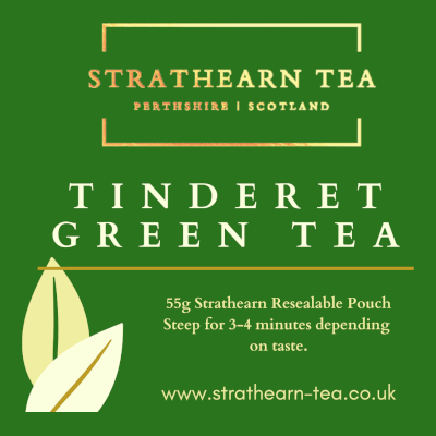 Strathearn Tinderet Green Tea