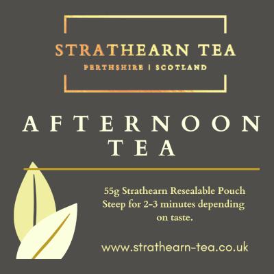 Strathearn Afternoon Tea