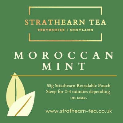 Strathearn Moroccan Mint Tea