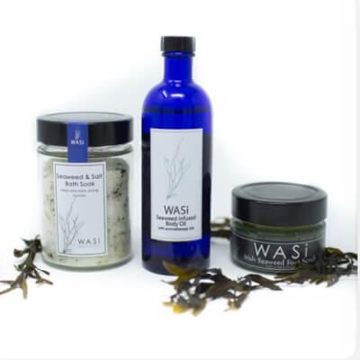 Irish Seaweed Rejuvenating Body Gift Set