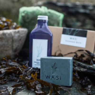 Irish Seaweed Bathing Ritual Set
