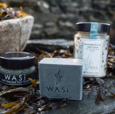Irish Seaweed Replenish-Cleanse-Exfoliate-Detox